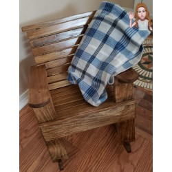 Wood Rocking Chair, children's